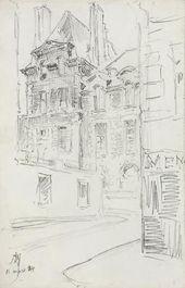 A House. 1894