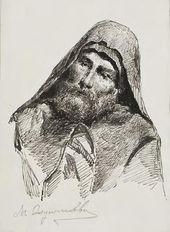 A Monk. 1887