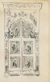 Holy Gates. 1890s