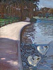 Bois de Boulogne. 1896