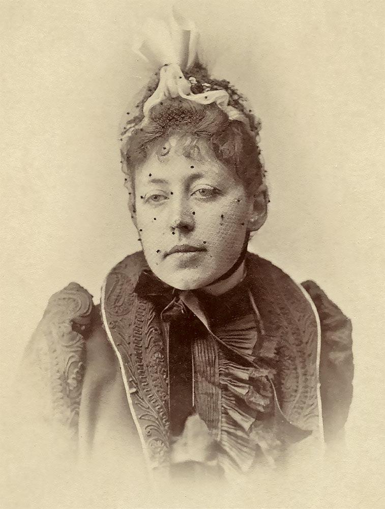 Maria Yakunchikova. 1890s