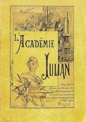 L'Academie Julian. 1889