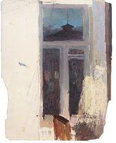 Yelena POLENOVA. At the Window. 1890s