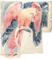 Yelena POLENOVA. Firebird. 1896