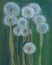 Dandelions. 1890s