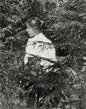 Maria Yakunchikova-Weber. Moscow region (Vvedenskoye?). 1897