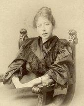 Maria Yakunchikova. Early 1890s
