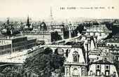 Panorama of Paris [Early 20th century]