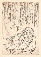 Maria YAKUNCHIKOVA. L'Effroi (Fear)