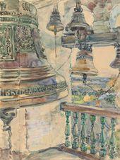 Maria YAKUNCHIKOVA. The Bells. 1894–1895