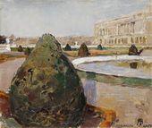 Maria YAKUNCHIKOVA. Versailles. 1892