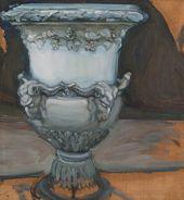 Maria YAKUNCHIKOVA. A Vase. Late 1890s
