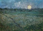 Maria YAKUNCHIKOVA. Moonrise. 1894–1895