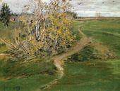 Maria YAKUNCHIKOVA. Autumn. 1893