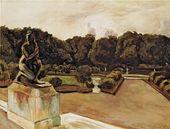 Alexandre BENOIS. Versailles. 1900s