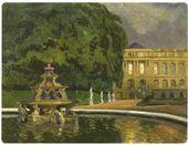 Alexandre BENOIS. Versailles. The 'Pyramid' fountain. 1906
