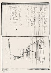 Maria YAKUNCHIKOVA. At the Exhibition [Salon des Indépendants]. Sketches. Diary. 1896