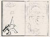 MARIA YAKUNCHIKOVA. Sketches. Diary. 1896. [Spring]