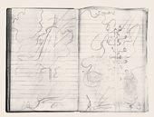 Maria YAKUNCHIKOVA. Telegraph Poles. Sketches. Diary. 1897