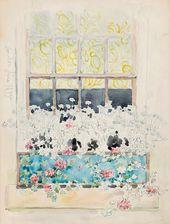 MARIA Yakunchikova. London, 1895 (July)