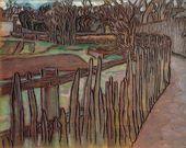 Maria YAKUNCHIKOVA. A Damp January (Meudon). 1898