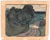 Maria YAKUNCHIKOVA. Country Road. 1895