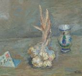 ROBERT FALK. Garlic. 1935