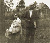 Angelina Shchekin-Krotova and Robert Falk. 1954. Novo-Bykovo