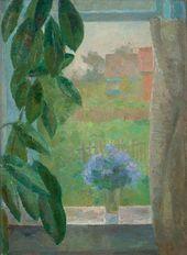 ROBERT FALK. Ficus. 1956