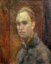 Robert FALK. Self-portrait. 1936