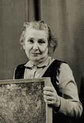 Angelina Shchekin-Krotova. 1970s