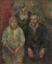 EVA LEVINAROZENGOLTS. Old Folks. 1925