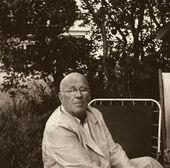 Aleksander Gabrichevsky. 1950s. Abramtsevo