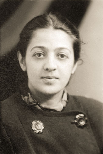 Zoya Kalatozova. 1951