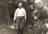 A little misunderstanding. Robert Falk and Moisei Khazanov. 1954. Novo-Bykovo
