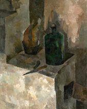 ROBERT FALK. Stove. 1922