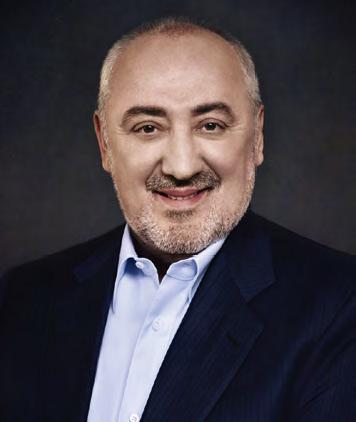 Виталий Мащицкий, Президент группы компаний Vi Holding, Генеральный спонсор Журнала