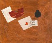 DAVID SHTERENBERG. Writing Desk. 1920