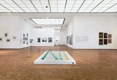 """Installation at the exhibition """"Mapping the Collection"""", Museum Ludwig, Cologne. 2020"""