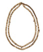 Necklace. Namibia, Herero, acquired by the Museum in 1907 from Buttlar-Brandenfels
