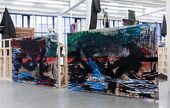 OSCAR MURILLO. Horizontal Darkness in Search of Solidarity Kunstverein in Hamburg, 2019