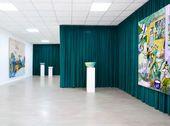 """The exhibition """"Der abscheuliche Kuss"""" (""""The Shameful Kiss"""") by Sanam Khatibi, Jessie Makinson & Urara Tsuchiya"""