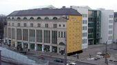 "The Kunstverein ""New Chemnitz Art Cabin ""/New Saxon Gallery has been at its current location at the Tietz Kulturkaufhaus since 2004"