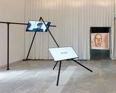 Installation. Foyer 1st exhibition floor