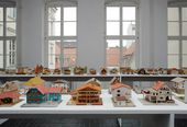 OLIVER CROY with OLIVER ELSER. Special Models. The 387 Houses of Peter Fritz, Insurance Clerk from Vienna. 2000