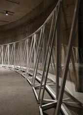 ANNE IMHOF. Sex. BMW Tate Live Exhibition Installation view Tate Modern, 2019