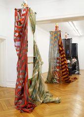 ISA GENZKEN. Wind. Installationsansicht Galerie Buchholz, Berlin, 2009