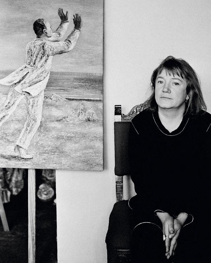Natalya Nesterova. Moscow. 2000s