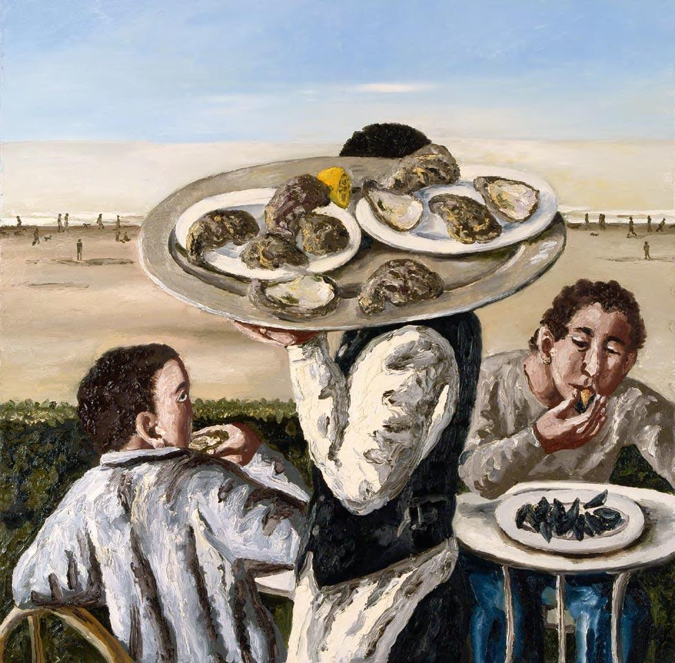 Natalya NESTEROVA. Oysters. 1985