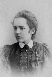 Sofya Smirnova, great-grandmother of Natalya Nesterova